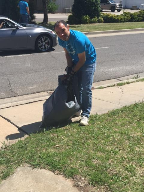 Litterblitz Okc Beautiful