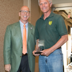Pendleton Woods Lifetime Achievement Award: Mark Bays