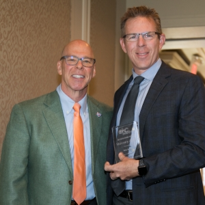 Visionary Award: Mike Knopp