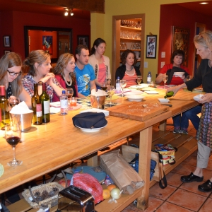 Organic Cooking Class